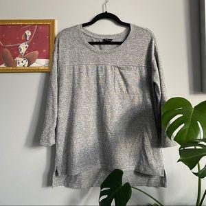 Calvin Klein Grey Top